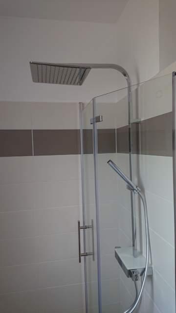 Création de salle d'eau à Libourne