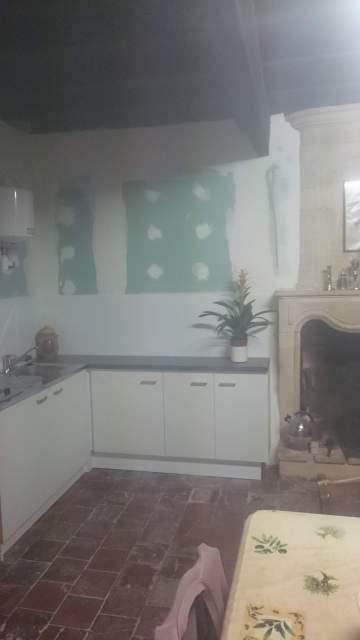 Aménagement cuisine à Branne