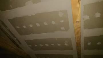 Travaux d'isolation du plafond et des encombres à Libourne